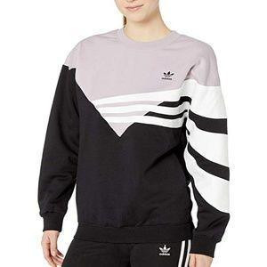 Adidas Originals Lavender Adi Sweater XL